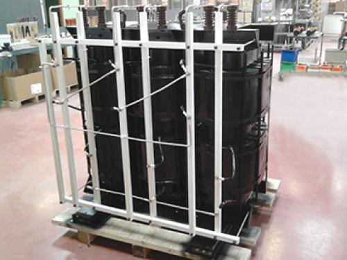 Twelve-pulse 12-phase transformer