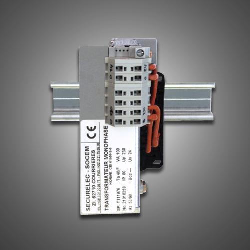 Transformateurs T-MODUL 24 Volts