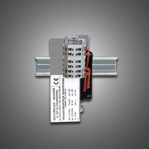 Transformateurs T-MODUL 400/24 V