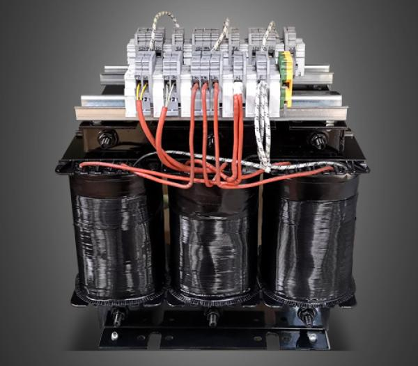 Three-phase transformers 2 KVA for switchboard