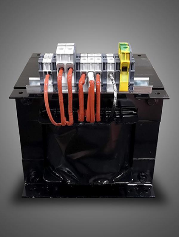 Transformateurs d'isolement monophasés en IT médical de 4 KVA
