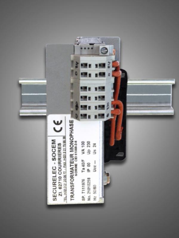 Transformateurs T-MODUL 230 Volts
