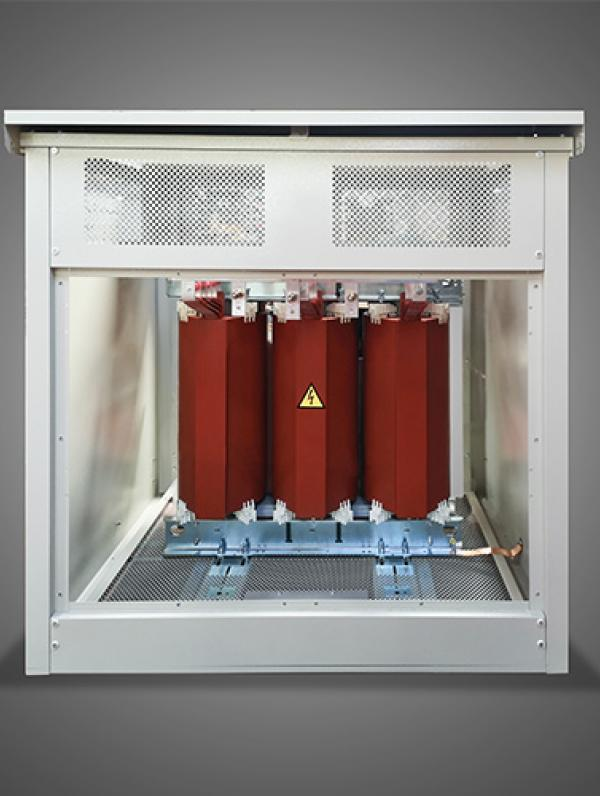 Transformateurs encastrés EcoDesign cast resin - 24 KVolts