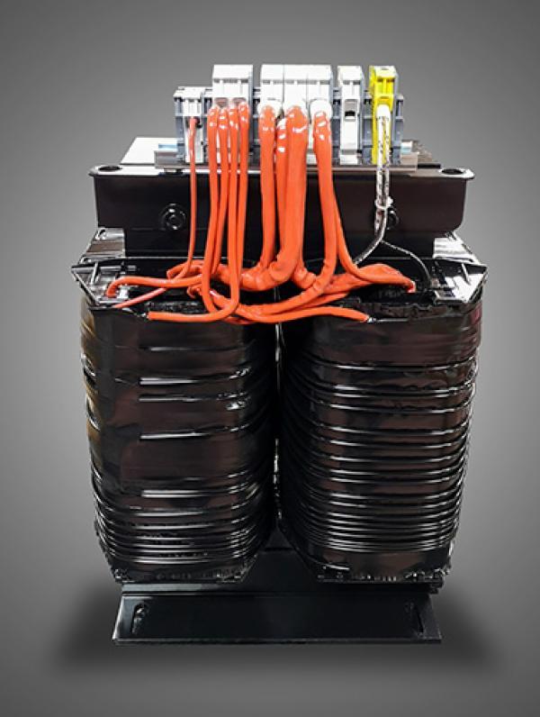 Transformateurs d'isolement monophasés en IT médical de 8 KVA