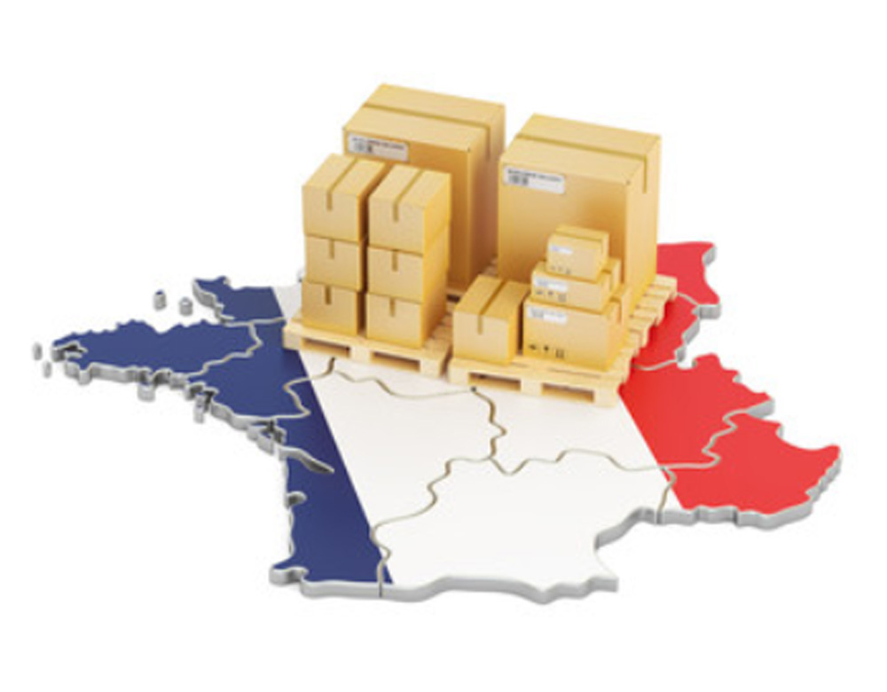 Delivery everywhere in France